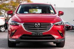 2021 Mazda CX-3 Akari LE DK Soul Red Crystal