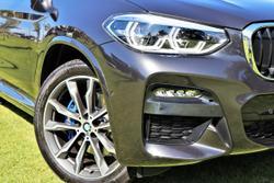 2021 BMW X3 xDrive30i M Sport G01 4X4 Constant Grey