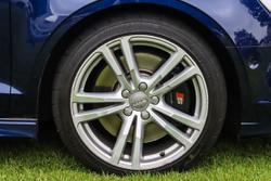 2018 Audi S3 8V MY19 Four Wheel Drive Blue