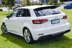 2019 Audi A3 35 TFSI 8V MY19 White