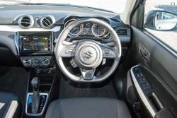 2021 Suzuki Swift GL Navigator Plus AZ Series II Premium Silver