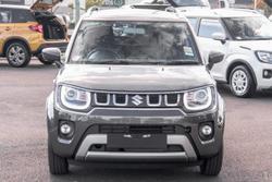 2021 Suzuki Ignis GLX MF Series II Mineral Grey