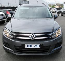 2015 Volkswagen Tiguan 118TSI 5N MY15 Grey