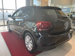 2021 Volkswagen Polo 85TSI Style AW MY21 Black
