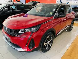 2021 Peugeot 3008 GT P84 MY21 Red