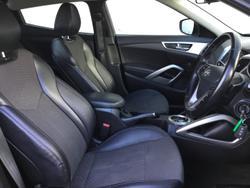 2015 Hyundai Veloster FS4 Series II Sonic Silver