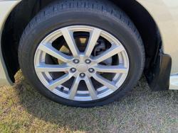 2010 Subaru Liberty 2.5i Premium 5GEN MY10 AWD Sunlight Gold Opal