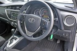 2014 Toyota Corolla Ascent ZRE182R Silver Pearl
