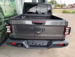 2021 Jeep Gladiator Night Eagle JT MY21 V2 4X4 On Demand Granite Crystal