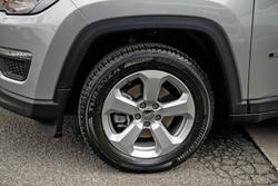2018 Jeep Compass Sport M6 MY18 Minimal Grey