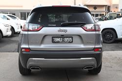 2021 Jeep Cherokee Limited KL MY21 4X4 On Demand Billet Silver