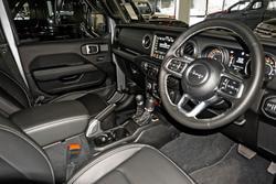 2020 Jeep Gladiator Overland JT MY20 4X4 On Demand Billet Silver