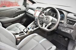 2020 Nissan LEAF ZE1 Pearl Black