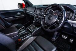 2019 Volkswagen Amarok TDI580 Ultimate 2H MY19 4X4 Constant Tornado Red