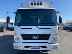 2018 Hyundai Mighty EX4 Frig White