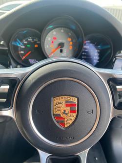 2015 Porsche Macan S 95B MY15 AWD White