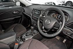 2019 Jeep Cherokee Night Eagle KL MY19 4X4 On Demand Billet Silver