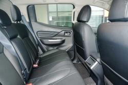 2021 Mitsubishi Triton GSR MR MY22 4X4 Dual Range White Diamond with Black Roof