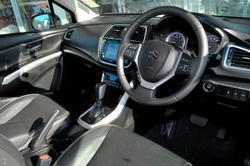 2021 Suzuki S-Cross Turbo Prestige JY Silky Silver