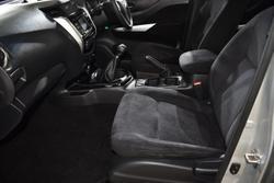 2015 Nissan Navara ST D23 4X4 Dual Range Brilliant Silver