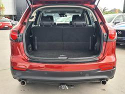 2014 Mazda CX-9 Grand Touring TB Series 5 AWD Zeal Red