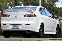 2015 Mitsubishi Lancer ES Sport CF MY16 White