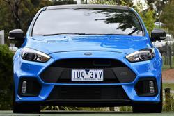2017 Ford Focus RS LZ AWD Nitrous Blue
