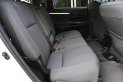 2016 Toyota Kluger GX GSU50R Crystal Pearl