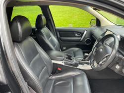 2011 Ford Territory Titanium SZ