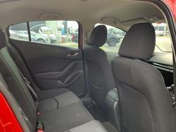 2015 Mazda 3 Neo BM Series Soul Red