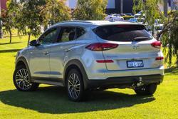2019 Hyundai Tucson Elite TL3 MY20 AWD Silver