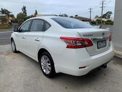 2013 Nissan Pulsar ST B17 Diamond White