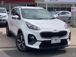 2020 Kia Sportage S QL MY20 Clear White