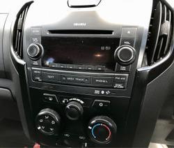 2016 Isuzu D-MAX SX MY17 4X4 Dual Range Splash White
