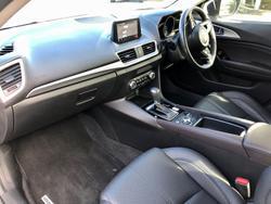 2018 Mazda 3 Touring BN Series Sonic Silver