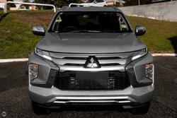 2021 Mitsubishi Pajero Sport GLS QF MY21 4X4 Dual Range Silver