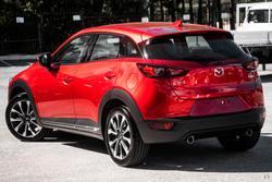 2021 Mazda CX-3 Akari DK Soul Red Crystal