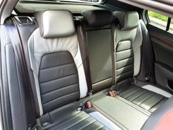 2021 Volkswagen Golf GTI 8 MY21 Pure White