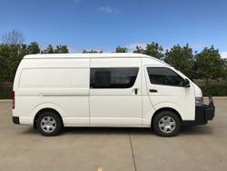 2013 Toyota Hiace TRH221R MY12 White