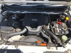 2015 Isuzu MU-X LS-T MY15 4X4 Dual Range White