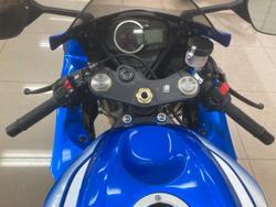 2015 Suzuki GSX-R750 Blue