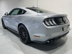 2020 Ford Mustang GT FN MY20 Silver