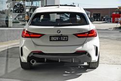2021 BMW 1 Series 118i M Sport F40 Alpine White