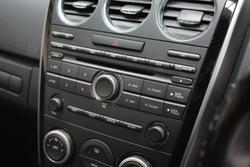 2010 Mazda CX-7 Luxury Sports ER Series 2 Four Wheel Drive Sparkling Black