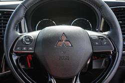 2017 Mitsubishi Outlander LS ZK MY17 Ironbark