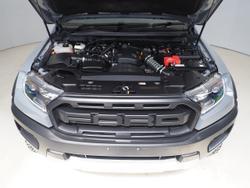 2020 Ford Ranger Raptor PX MkIII MY20.75 4X4 Dual Range Grey