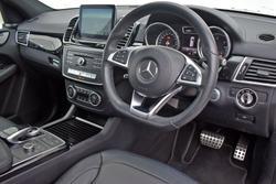 2016 Mercedes-Benz GLS-Class GLS350 d X166 Four Wheel Drive Polar White