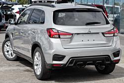 2021 Mitsubishi ASX ES Plus XD MY21 Silver