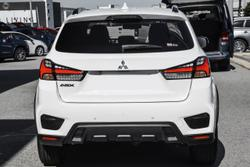 2021 Mitsubishi ASX ES Plus XD MY21 White