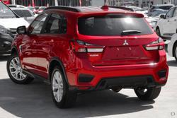 2021 Mitsubishi ASX ES Plus XD MY21 Red